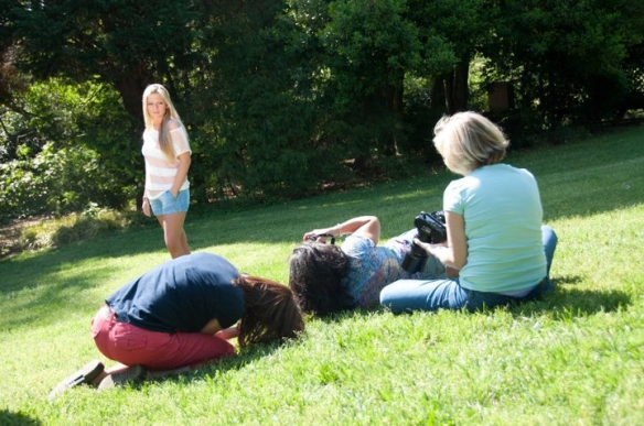 portrait workshop in Spartanburg